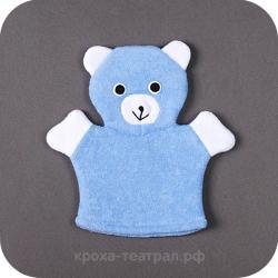 Детская мочалка Мишка купить в Москве